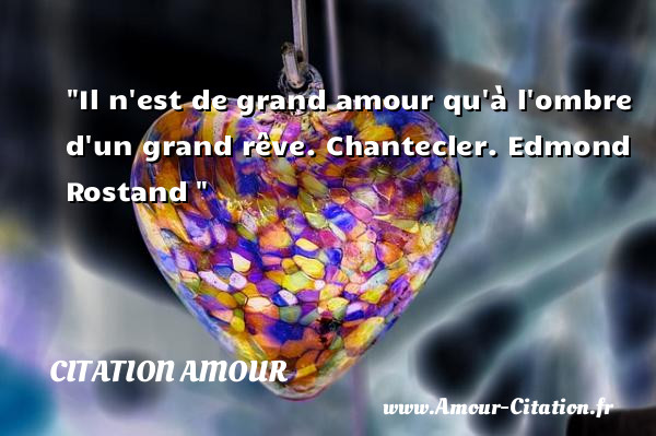 Citation Grand Amour Forumhulp