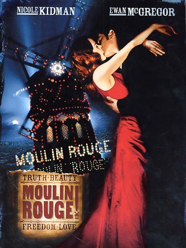 Le film Moulin Rouge
